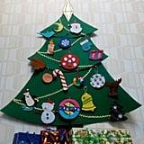 Active Felt Christmas Tree