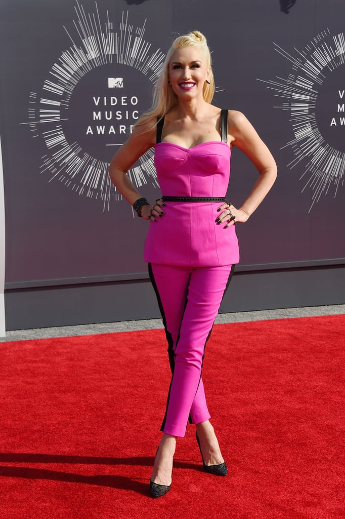 Gwen Stefani at the 2014 MTV VMAs