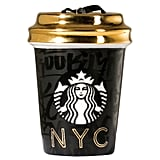Starbucks Local City Collection — New York City Ornament ($8)