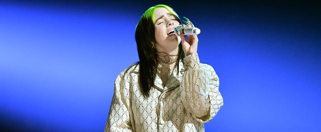 Billie Eilish's Performance at the Grammys 2020 | Video