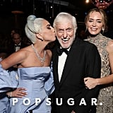 Pictured: Lady Gaga, Dick Van Dyke, and Emily Blunt