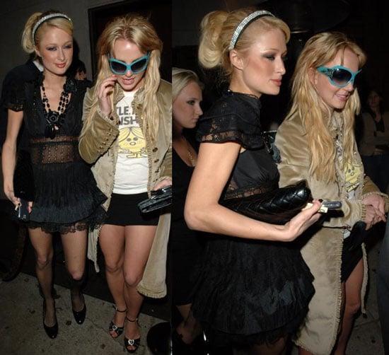 Paris and Britney Still Going