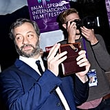 Leslie Mann and Judd Apatow Palm Springs Film Festival 2017