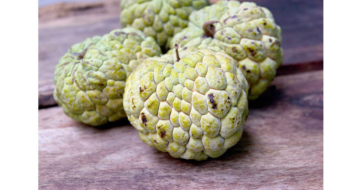 sugar apple how to eat