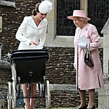 When Kate Chatted With the Queen