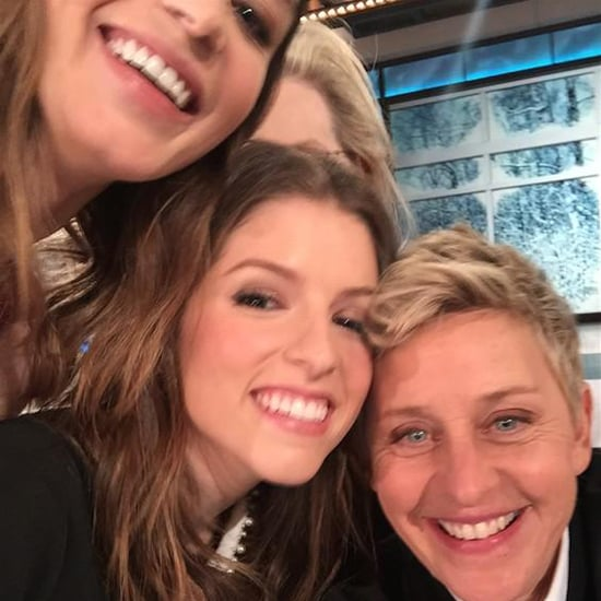 Ellen DeGeneres Takes Another Selfie With Meryl Streep