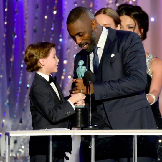 Jacob Tremblay at SAG Awards 2016