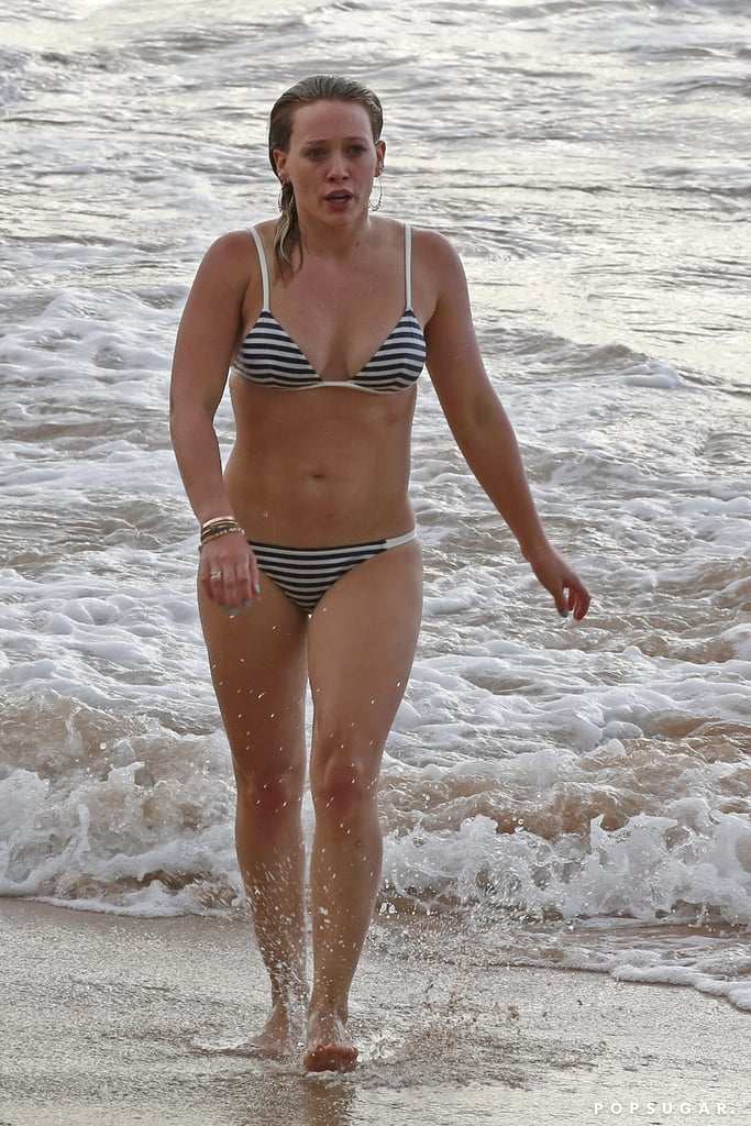 Hilary Duff's Bikini Body Really Needs to Be Seen to Be Believed
