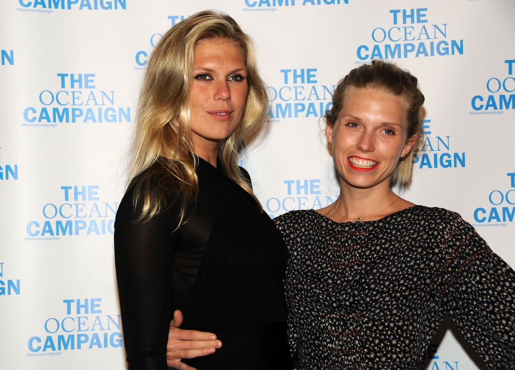 Theodora and Alexandra Richards