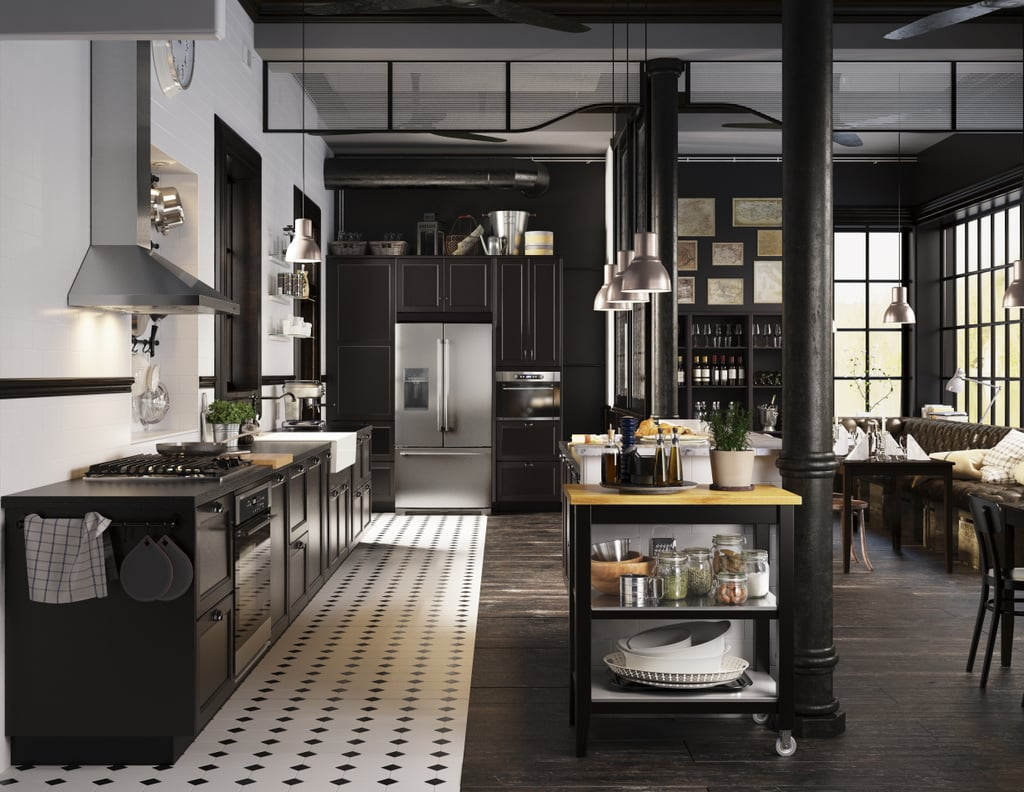 From traditional to modern, there are a wide range of colors and styles to chose from so you can use the Sektion system to create a kitchen that is a reflection of both your needs and style.