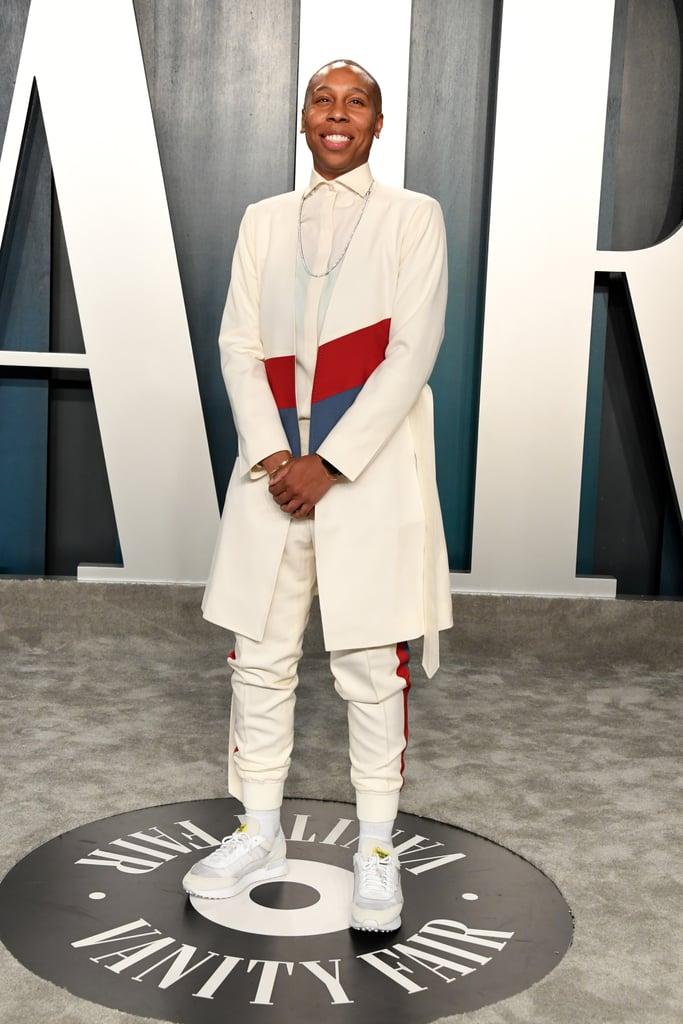 Lena Waithe at the Vanity Fair Oscars Afterparty 2020
