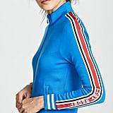 Tory Sport Wool Blend Track Jacket