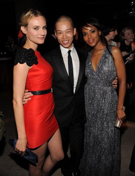 Diane Kruger, Jason Wu, Kerry Washington