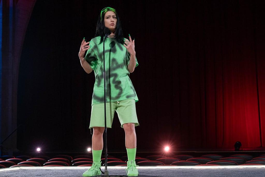 Watch Melissa Villaseñor's Indie Spirit Awards Impressions