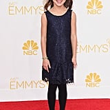 Aubrey Anderson-Emmons at the 2014 Emmy Awards