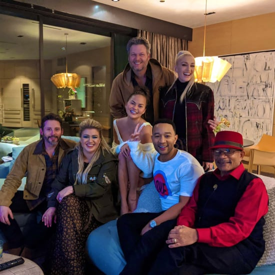 Chrissy Teigen Tweets From Her Impromptu Voice Finale Party