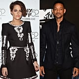 Kristen Stewart and Will Smith