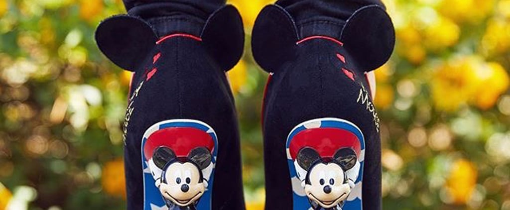 "Click These Mickey Heels and Say, ""There's No Place Like Disneyland!"""
