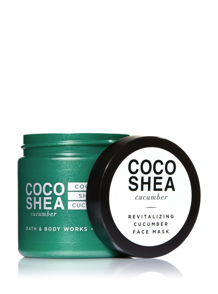 Cocoshea Revitalizing Cucumber Face Mask Best Bath And