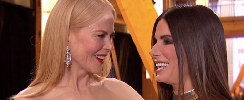 Nicole Kidman and Sandra Bullock Gave Us the Practical Magic Reunion We All Needed