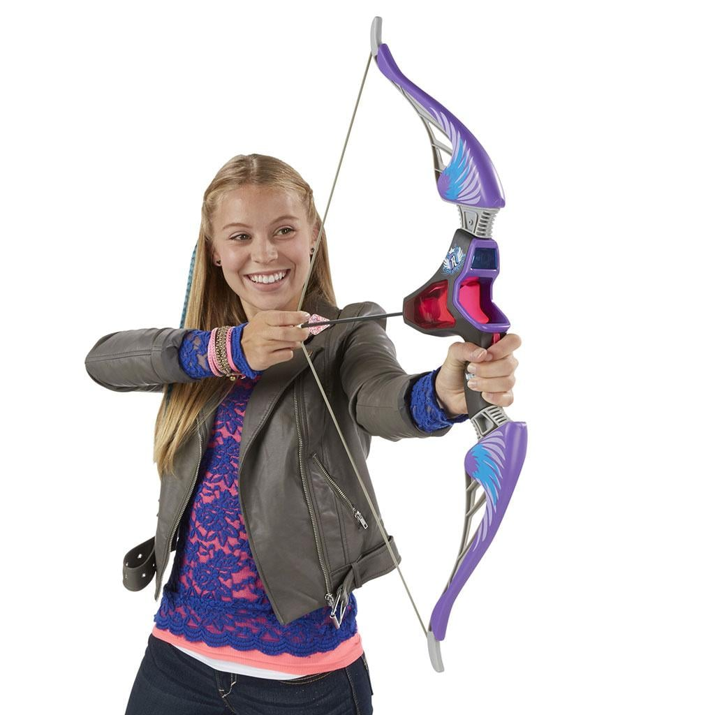 For 7 Year Olds Nerf Rebelle Agent Bow Blaster Best Toys For Kids