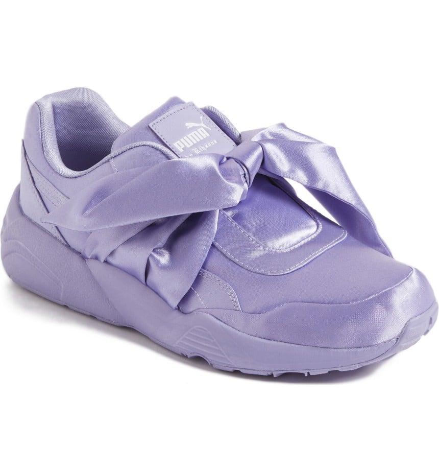 sale retailer 42138 f6aa6 Puma Women's Fenty By Rihanna Bow Sneaker | Lavender ...