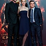 The Hunger Games: Catching Fire in Madrid
