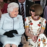When Even Anna Wintour Is Smiling