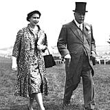 Queen Elizabeth II, 1959