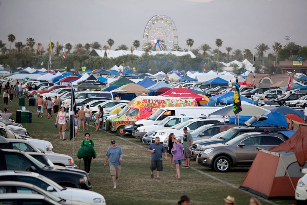 What's prohibited and allowed at Coachella?