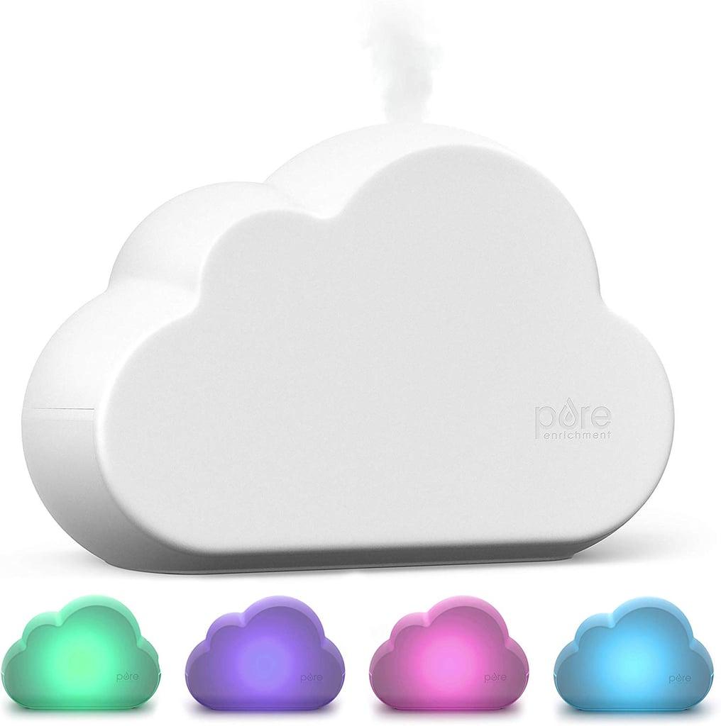 Pure Enrichment MistAire Cloud - 1.8L Ultrasonic Cool Mist Humidifier