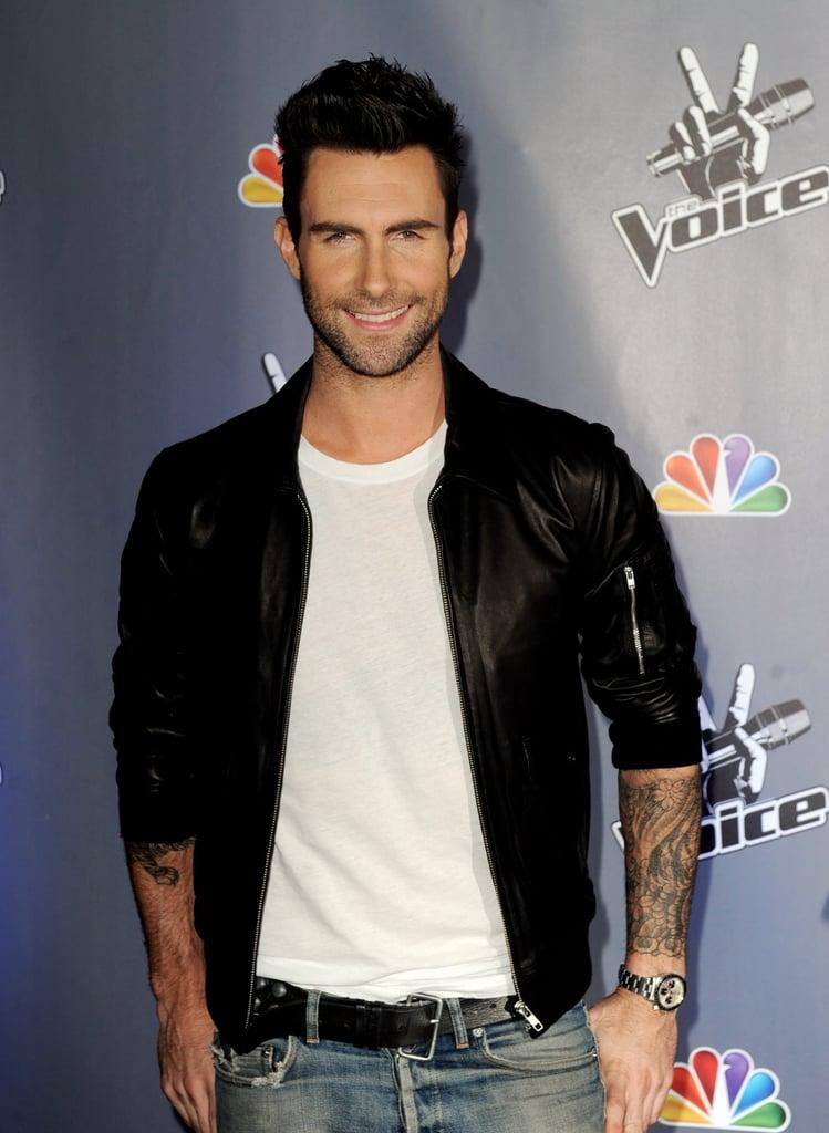 MTV NEWS - Adam Levine And Behati Prinsloo Welcome Baby ...