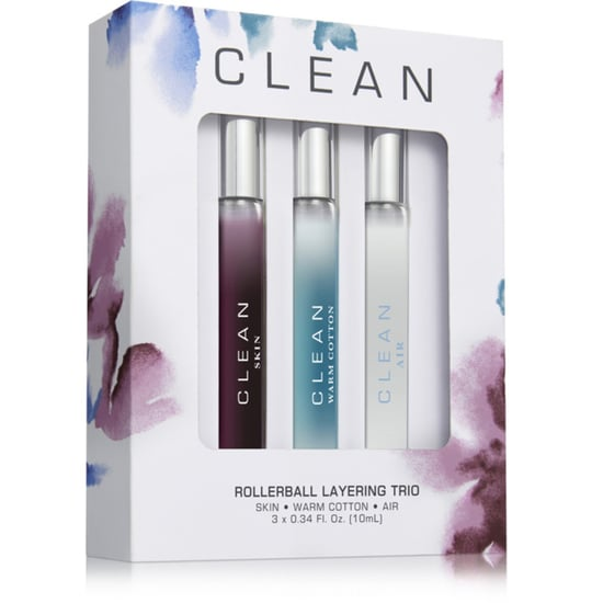 Clean Rollerball Layering Trio Giveaway