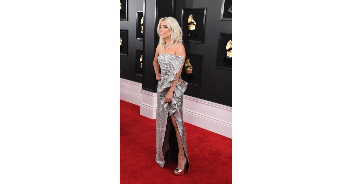 Grammys 2019 Australia: Lady Gaga And Jennifer Lopez Shoes At 2019 Grammys