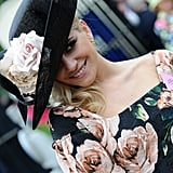 Pixie Lott attends Ladies Day on Day 3