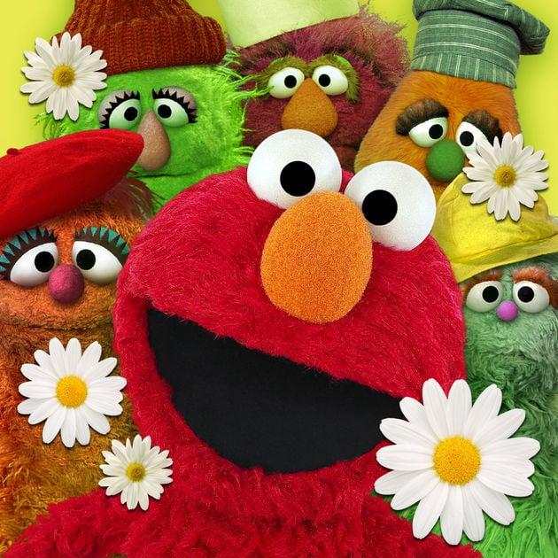 Elmo's Monster Maker app