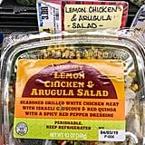 Lemon Chicken & Arugula Salad ($4)