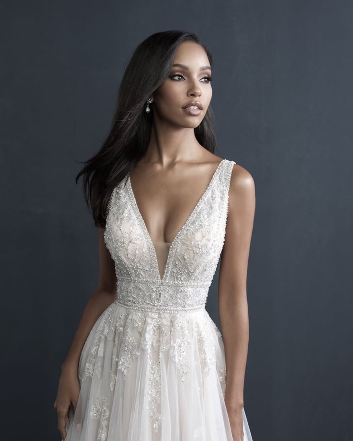 Allure Bridals Launches Disney Princess Wedding Dress Line