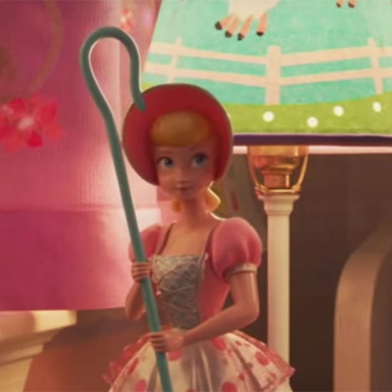 Bo Peep and Woody in Toy Story 4 Scene Video