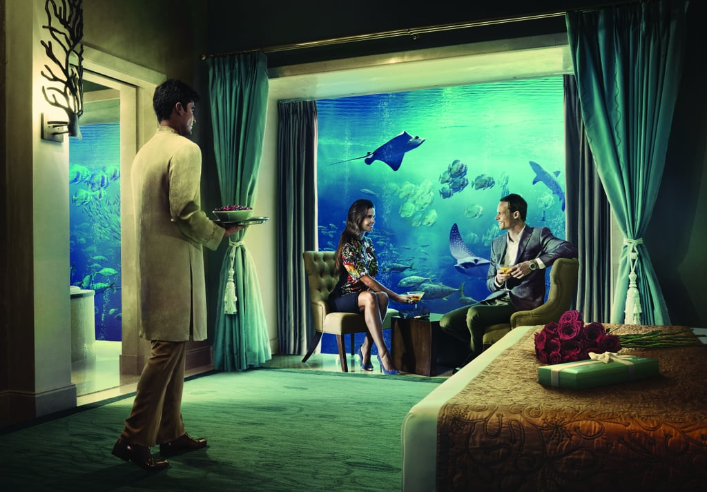 Atlantis the palm underwater suites dubai 39 s best hotel for Best hotel rooms in dubai