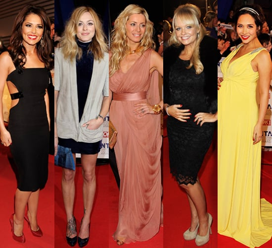 Best Dressed at the 2011 National Television Awards