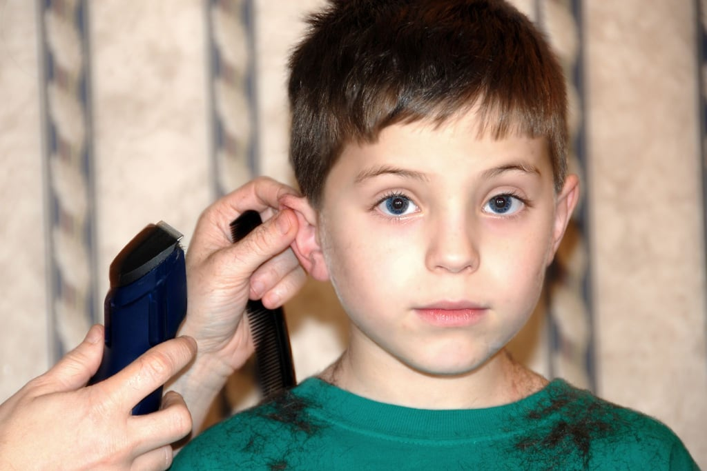 How to Cut Kids' Hair at Home