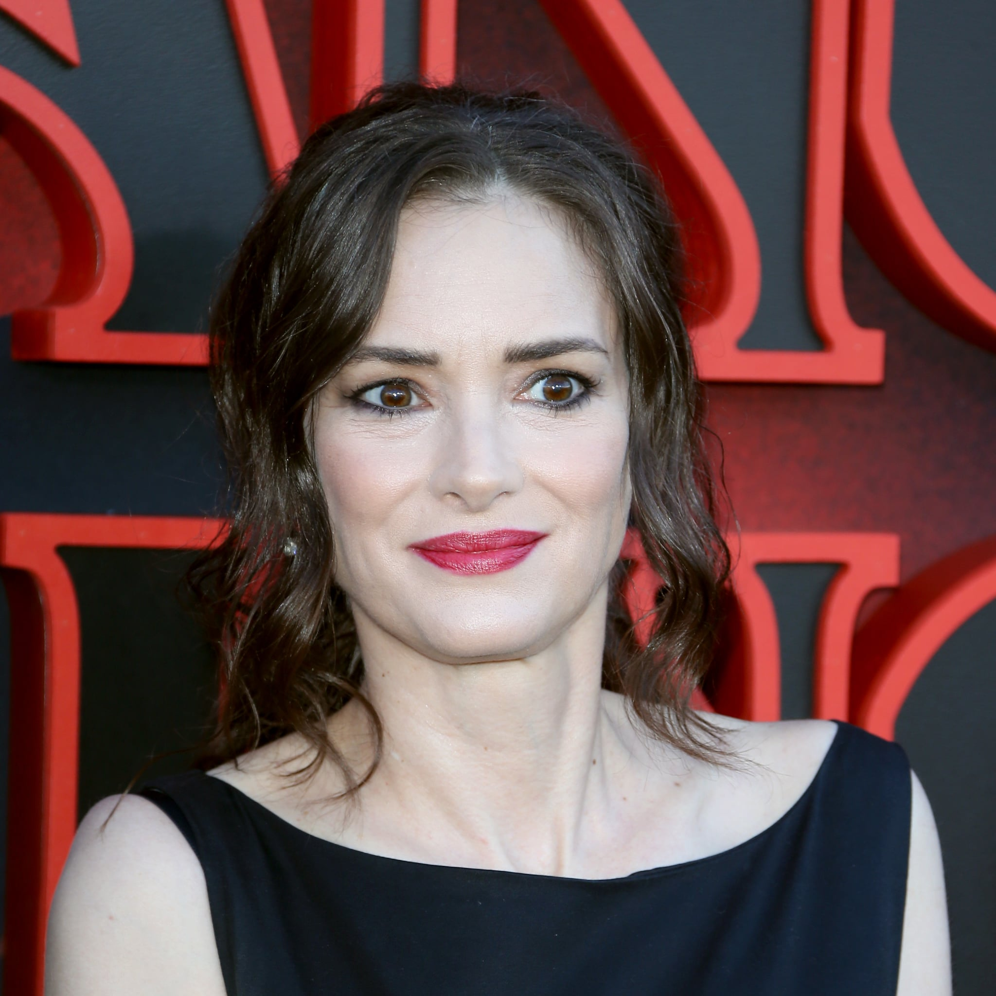 What Is Winona Ryder S Natural Hair Colour Popsugar Beauty Australia