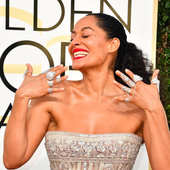 Golden Globes Jewelry 2017