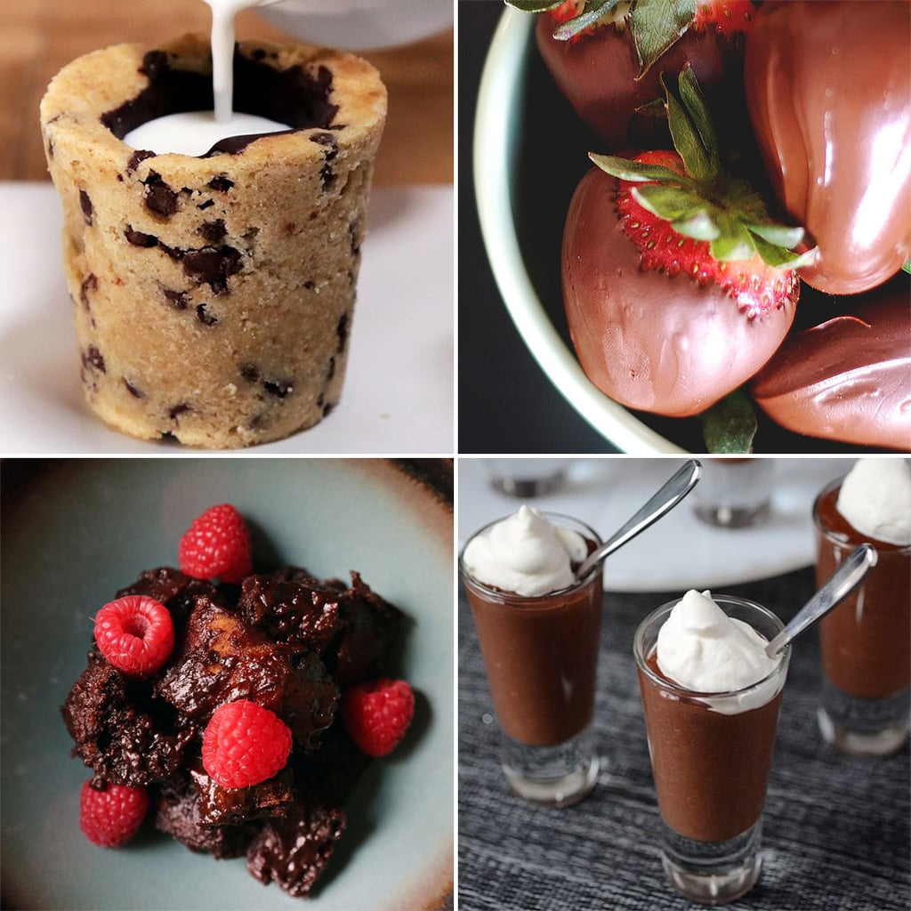 Top dessert recipes from pinterest popsugar food - Pinterest cuisine ...