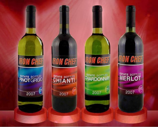 Iron Chef Wines: Love It or Hate It?