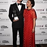 Andrew Garfield and Ruth Negga