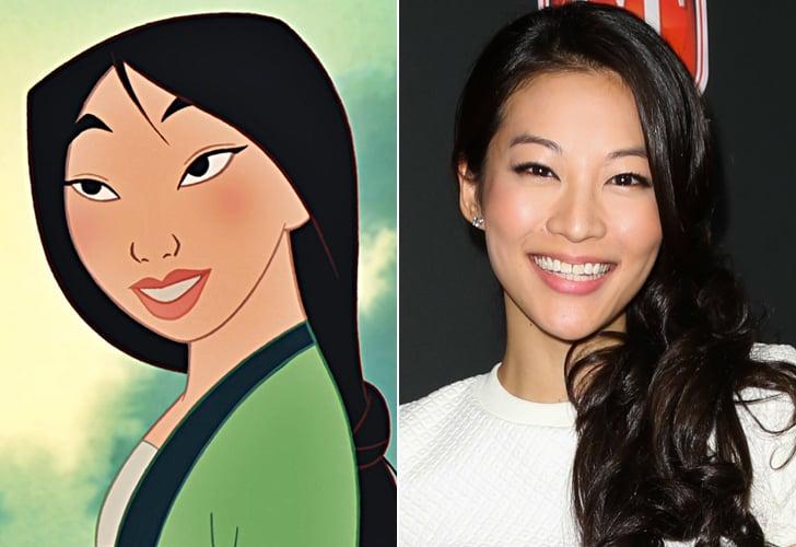 Mulan — Arden Cho