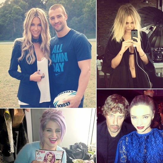 Celebrity Twitter and Instagram Pictures Week May 3 2013