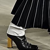 Proenza Schouler Shoes on the Runway at New York Fashion Week